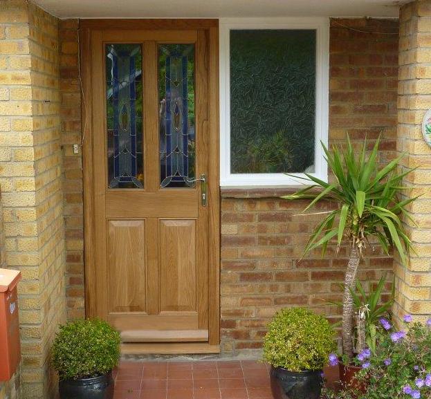 Door Glazing