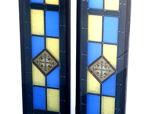Traditional Leadwork – Insulated Glass Units
